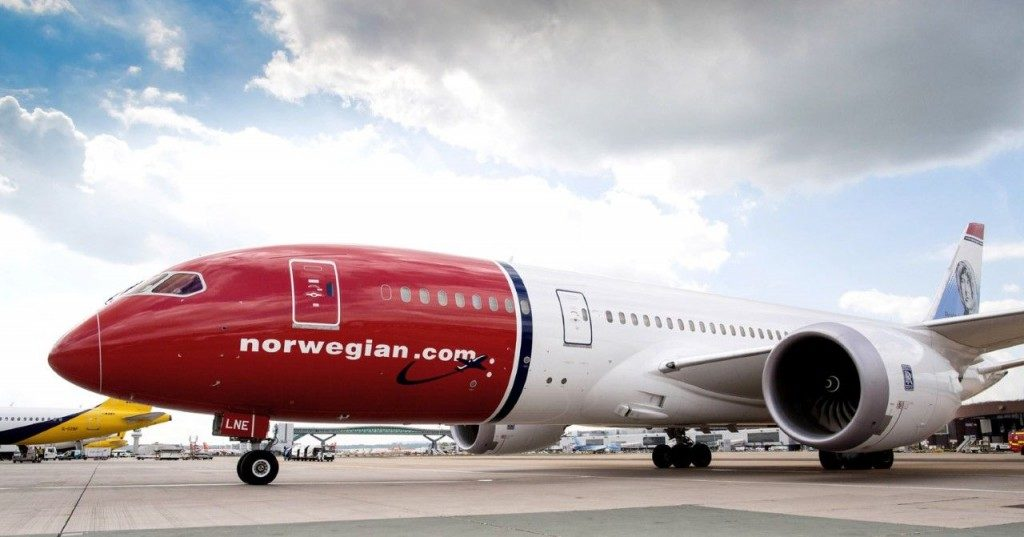 Norwegian's Latest Tail Fin Hero
