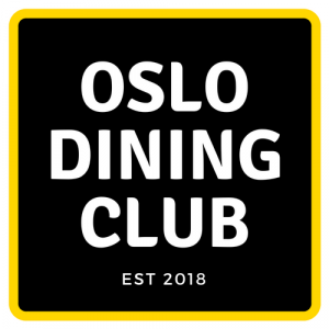 Introducing Oslo Dining Club