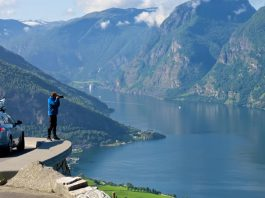 The Adventure Road in Norway