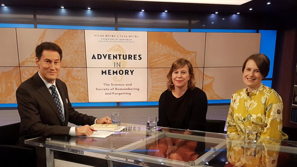 Two Norwegian Sisters' Adventures in Memory