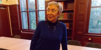 Philosopher Julia Kristeva - Honorary Guest Speaker in Oslo