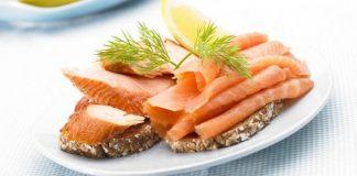Smoked Fish from Scandinavia