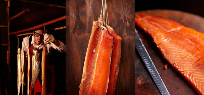 Smoked Fish from Scandinavia