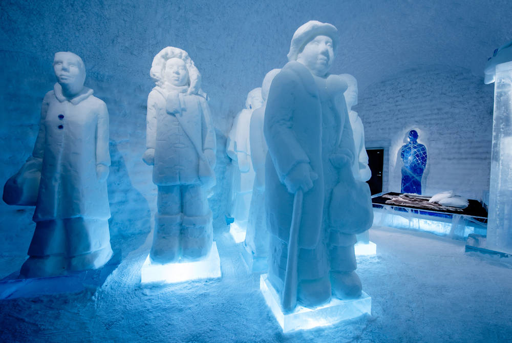 Sweden's Ice Hotel Reopens for a New Season
