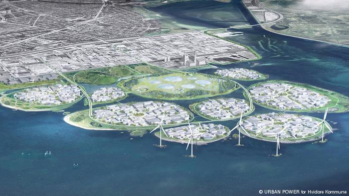 Mind-boggling Danish Artificial Islands Project