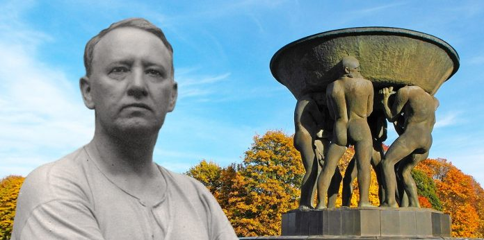 Norwegian Sculptor Gustav Vigeland's 150th Anniversary of Birth