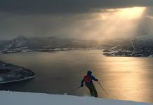 Northern Lights and Midnight Sun Skiing in Norway