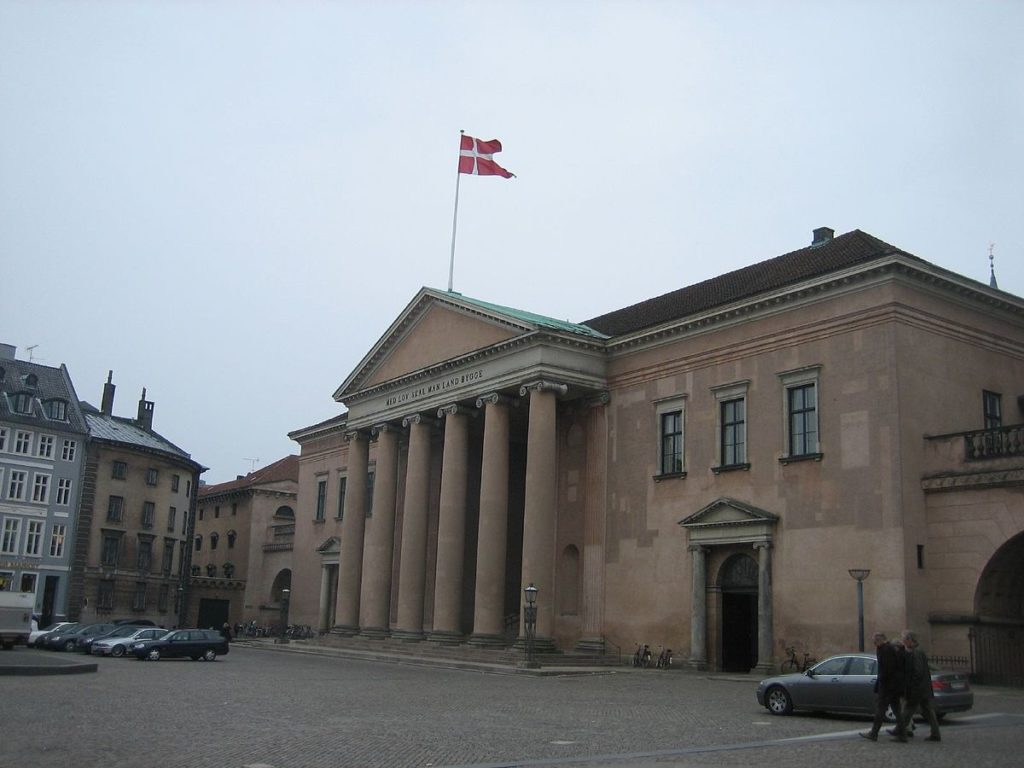 Castle Island, Copenhagen