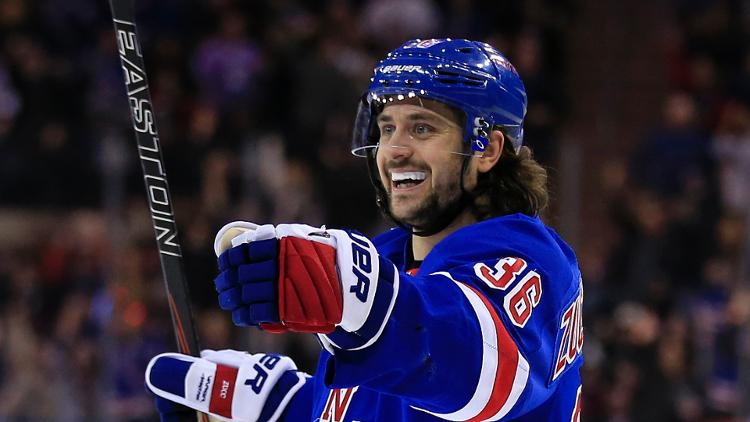 New York's Most Popular Ice Warrior – Norwegian Mats Zuccarello