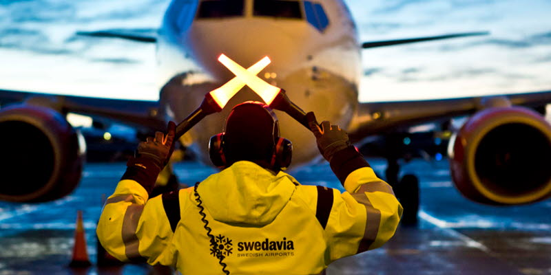Climate-Smart Airports in Sweden