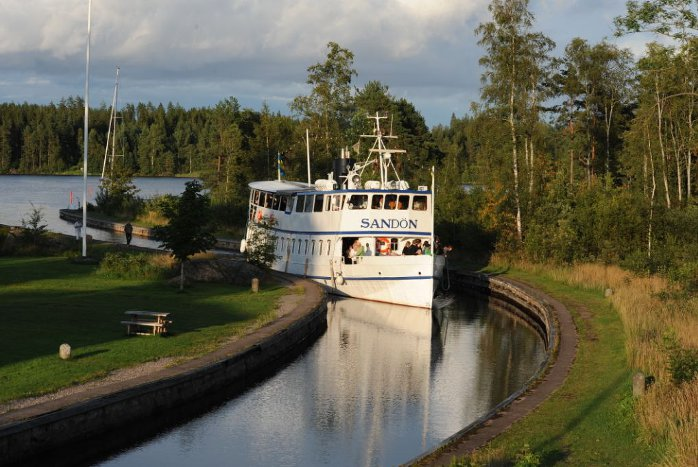 Through the Heart of Sweden on the Göta Canal
