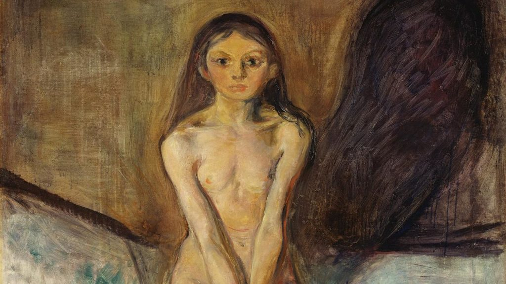 Norwegian Black Metal Music Inspired by Edvard Munch