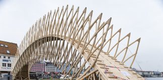 Experimental Wooden Structures in Norway