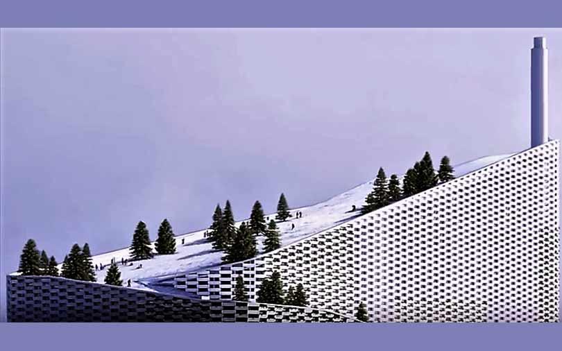 Copenhagen's First Ski Destination