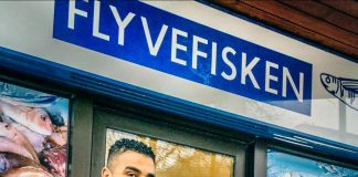 The Best Little Fishmonger in Oslo, Norway is an Egyptian