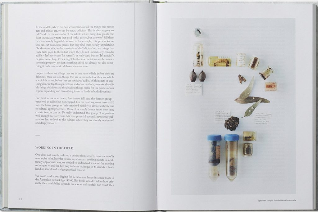 Book from Scandinavia: On Eating Insects