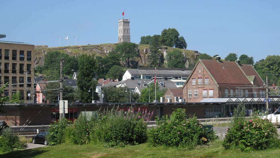 Viking Vestfold in Norway