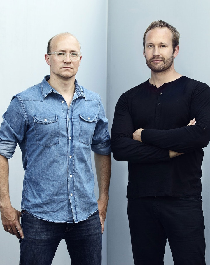 Prominent and Successful Norwegian Interior Designer Duo
