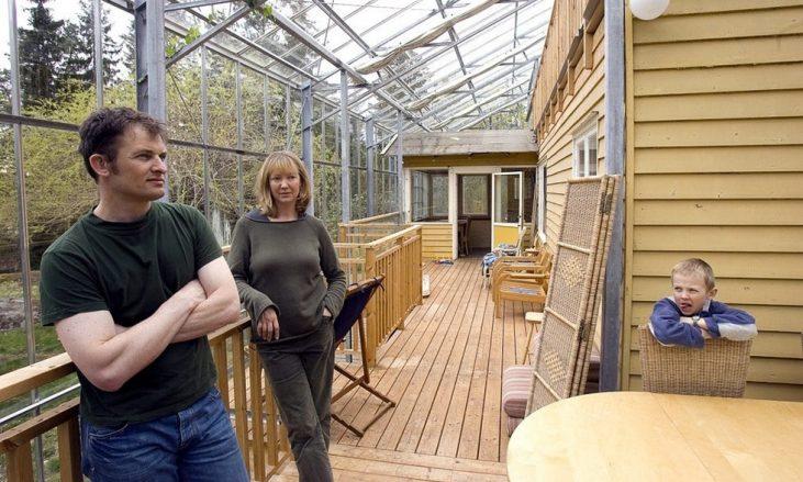 Living in a Scandinavian Glass House