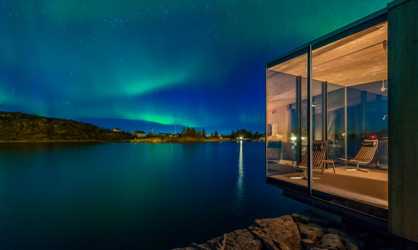Living in Scandinavian Glass Houses