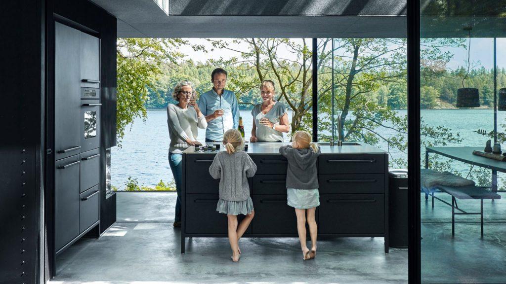 Living in Scandinavian Glass Houses