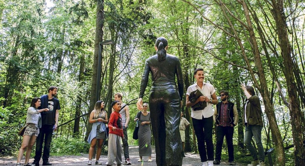 The Ekeberg Sculpture Park in Oslo, Norway – An Honor to Women