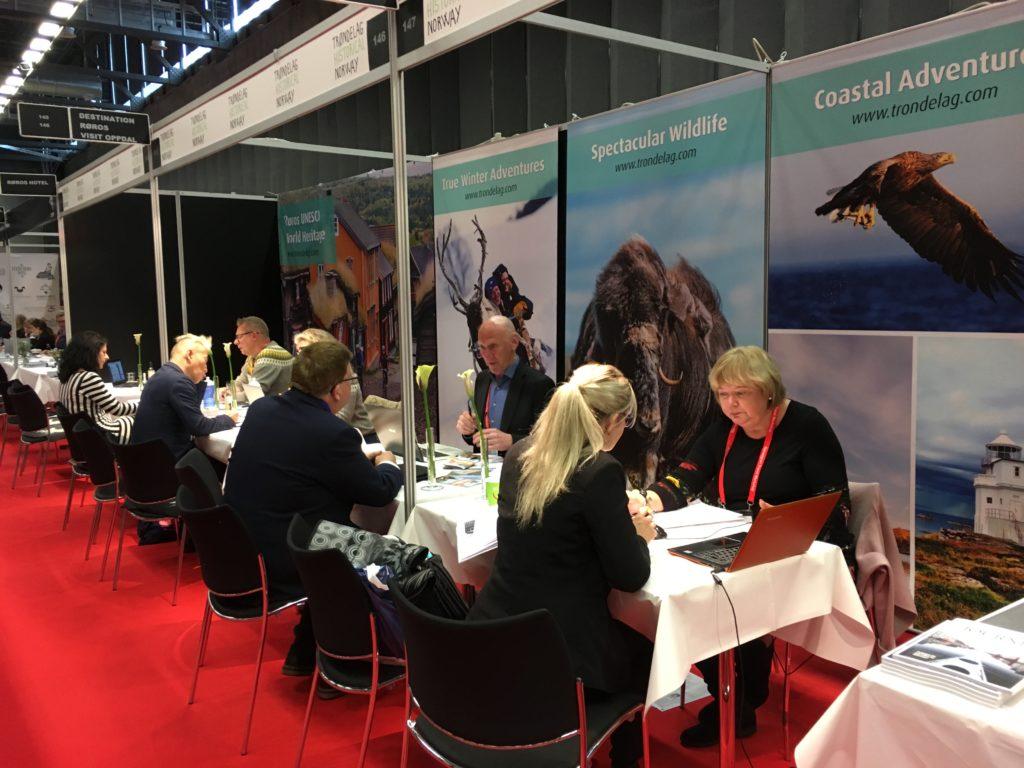 The Norwegian Travel Workshop 2019 in Ålesund