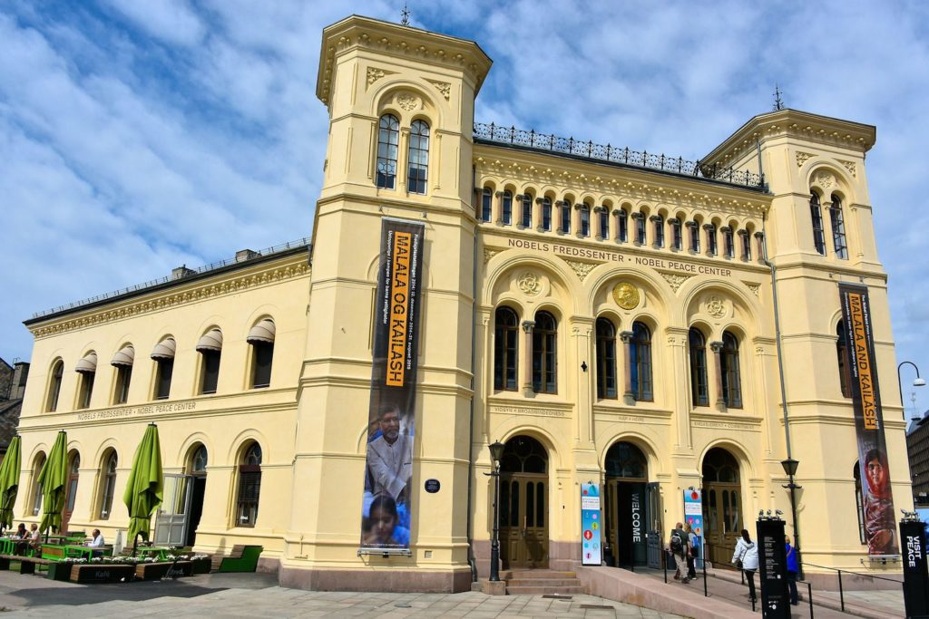 Climate Exhibition in Oslo in the spirit of Alfred Nobel