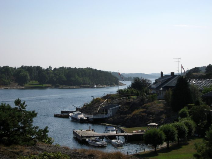 A Norwegian Summer Playground