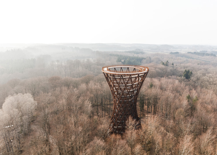 Adventure Tower Opened in Denmark