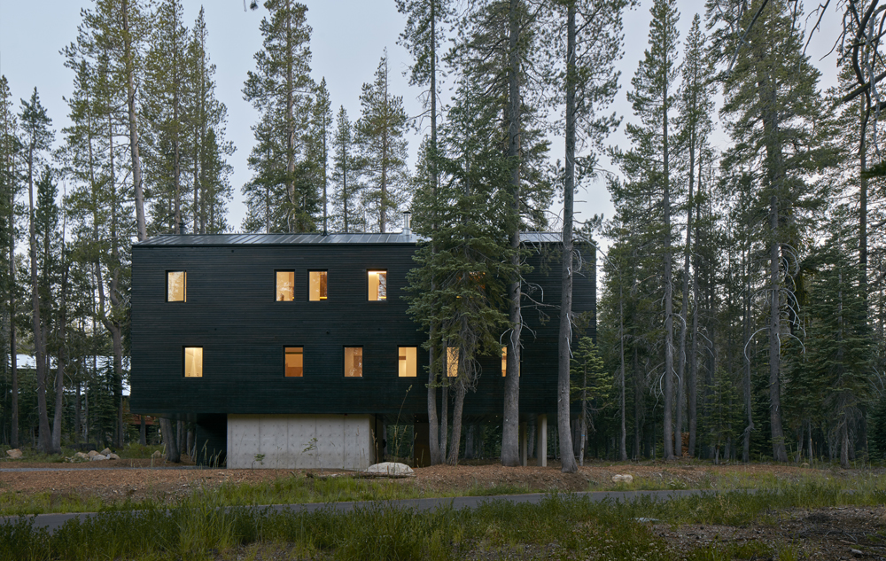 A Californian Winter Retreat Constructed by Norwegian Architects