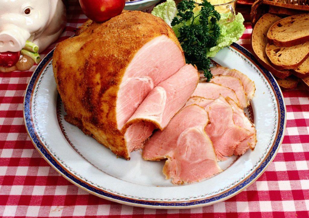 Scandinavian ham