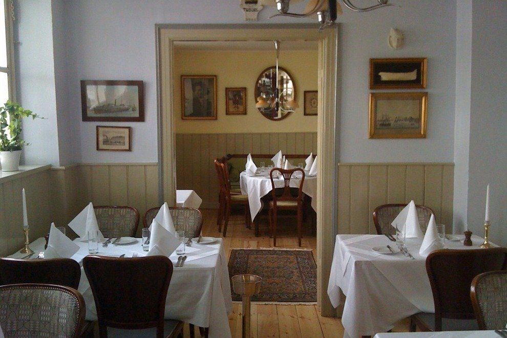 The Historic Treacherous Bay Tavern in Copenhagen