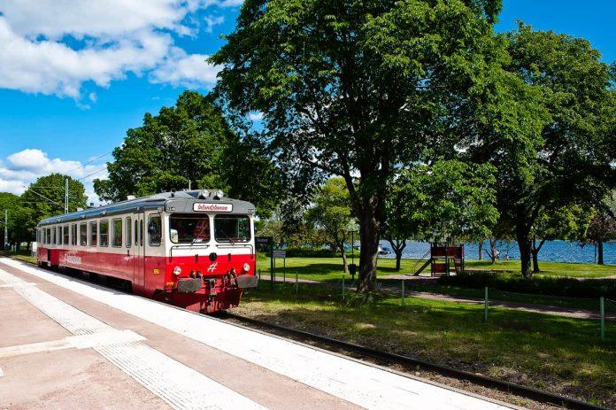The Swedish Inland Railway