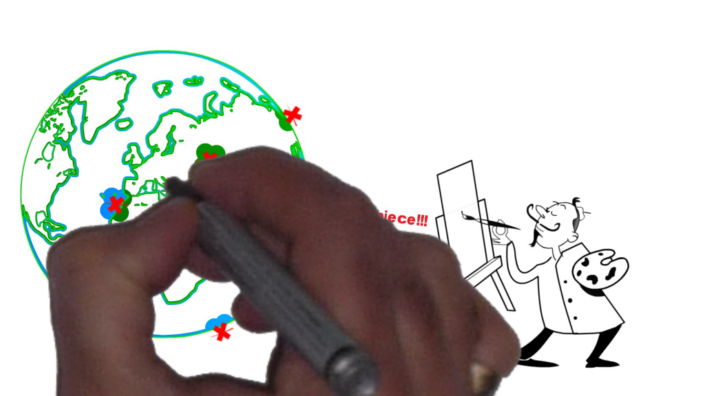 Whiteboard Animation Made in Norway