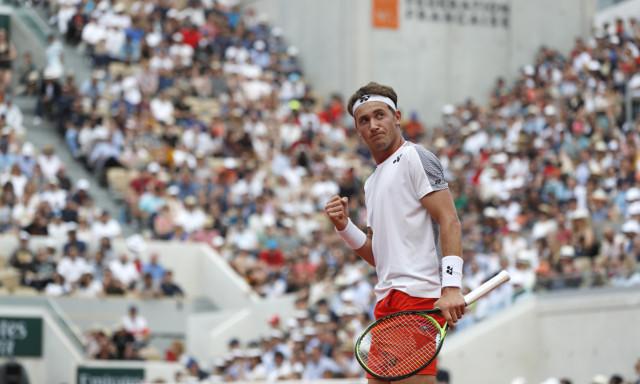 The Norwegian Tennis Ace