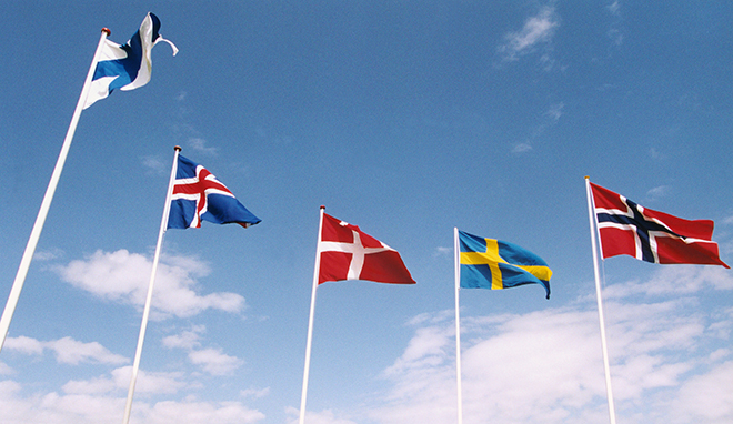 The Freedom of Expression in the Nordic Countries