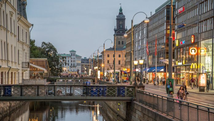 The Little Big City in Sweden