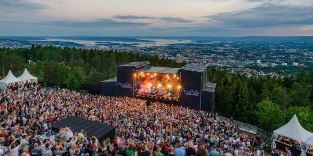 A Stubborn Desire to Run Music Festivals in Kristiansand, Norway
