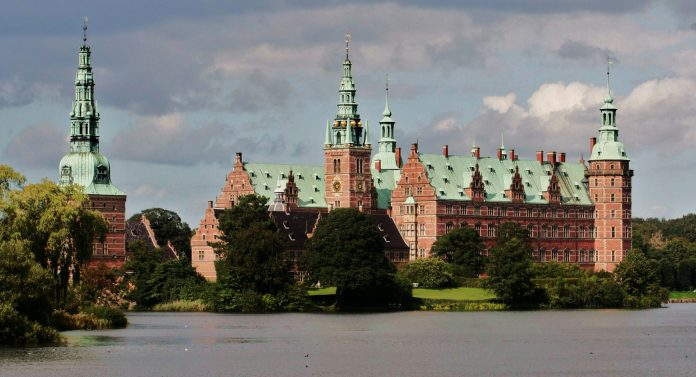 "Hamlet's ""Castle of Elsinore"" in Denmark"
