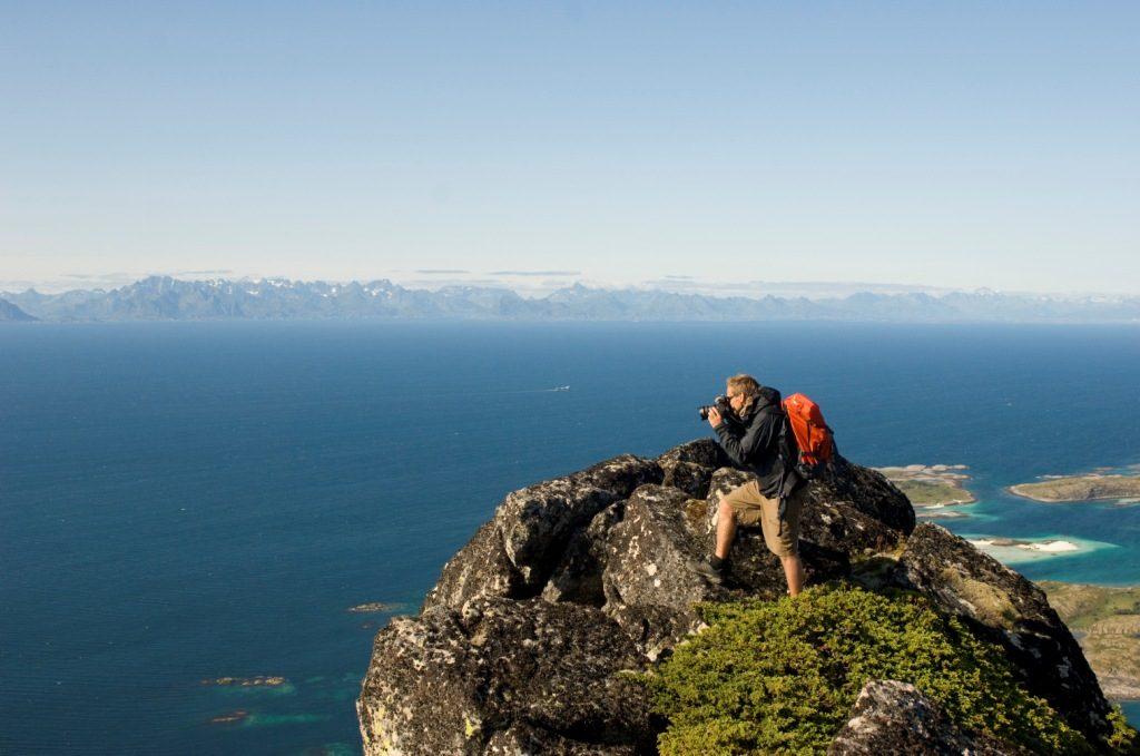 Portrait of a Norwegian Star Photographer