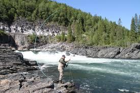 A Norwegian Eldorado for Anglers