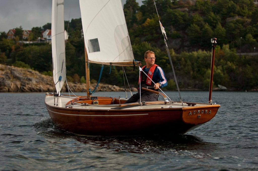 The Little Norwegian Sailboat
