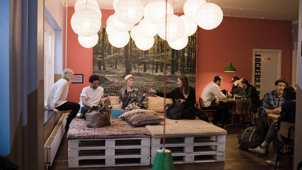 Award-winning Retro Design Hostel in the Heart of Copenhagen