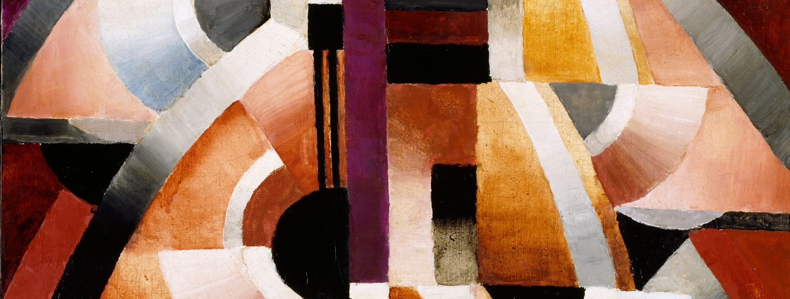 Norway's First Cubist Painter