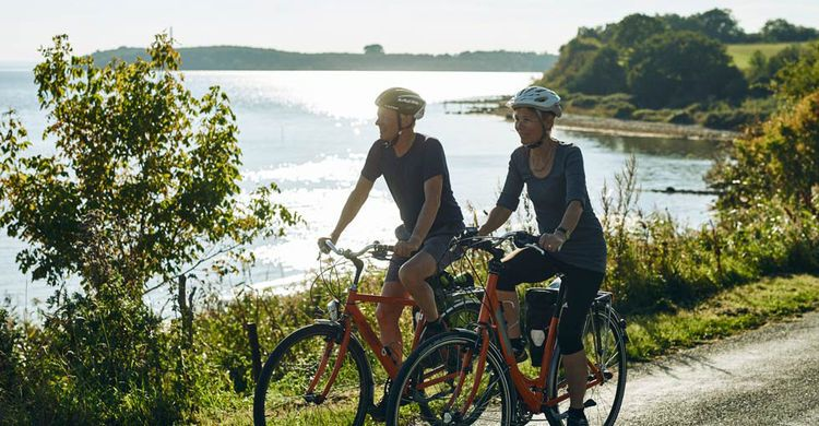 Biking the Danish East Coast Route