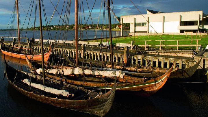 The Danish Viking town