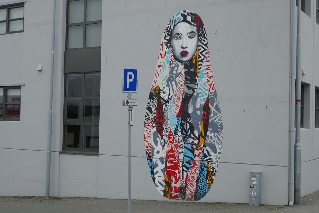 Norway's Capital of Street Art