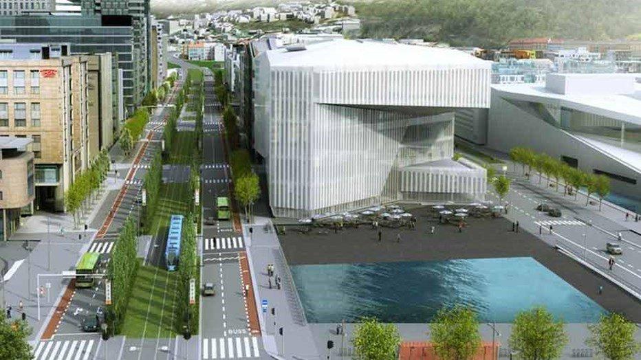 New Oslo Public Library