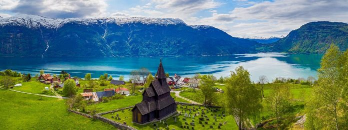 King of the Fjords – in Norway